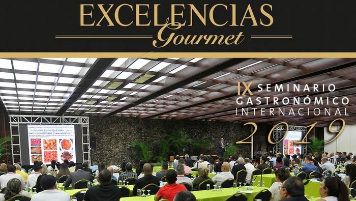 Abierta la convocatoria al IX Seminario Gastronómico Internacional Excelencias Gourmet