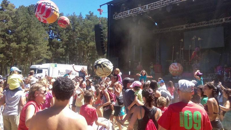 Verano con sonido propio en Burgos