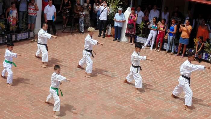 La cultura japonesa desembarca en Santiago de Cuba