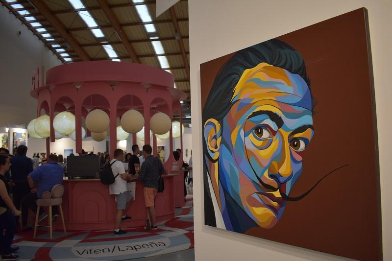 Arte por Excelencias recorre Art Marbella