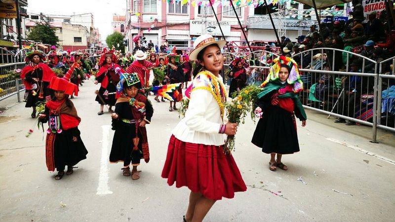 Luces para Oruro