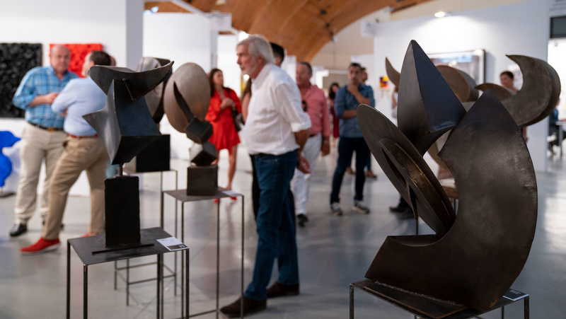 Art Marbella 2019 opened its doors with great success