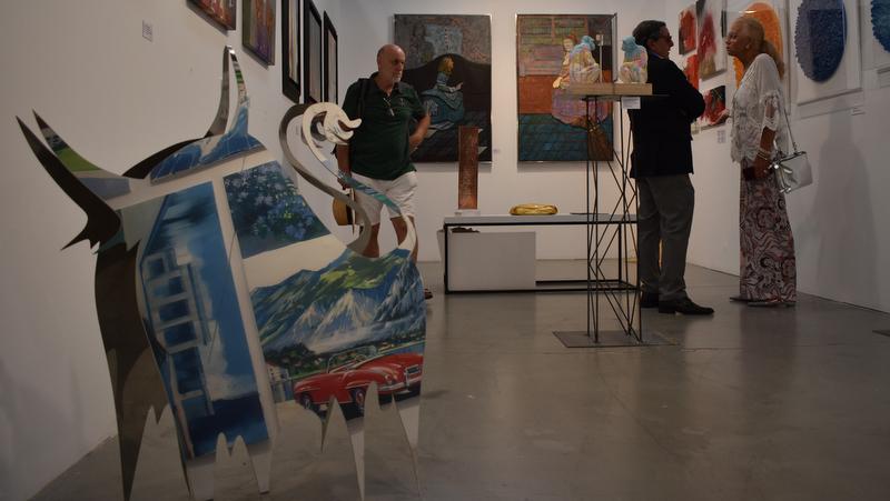 Pedro Molina: un torero del arte en Art Marbella 2019