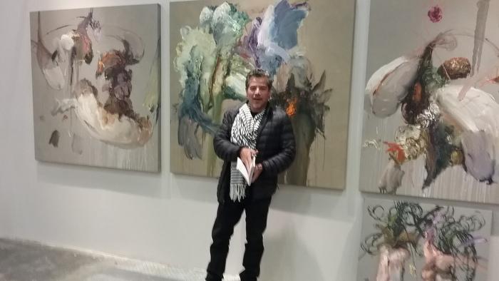 ArtBo2019: Ángel Ricardo Ríos, a la búsqueda de la PINTURA... perdida