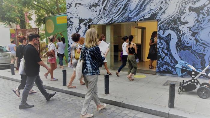 ARCOGalleryWalk incorpora más ciudades a sus visitas guiadas