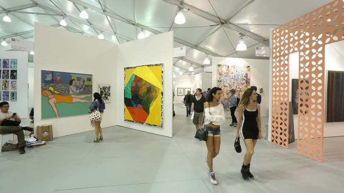Art Basel announces gallery lineup for its 18th edition in Miami Beach in December