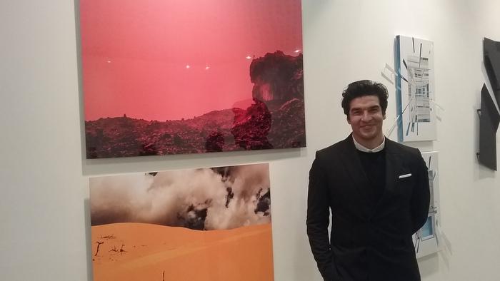 ArtBo2019: Juan Walker. Paisajes de viajes al... ALMA