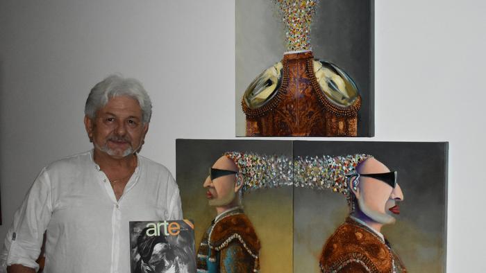 Minotaurs, new Art Unity exhibition in Granada
