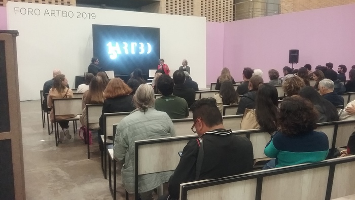 ArtBo 2019: Palabras e imágenes entrelazadas