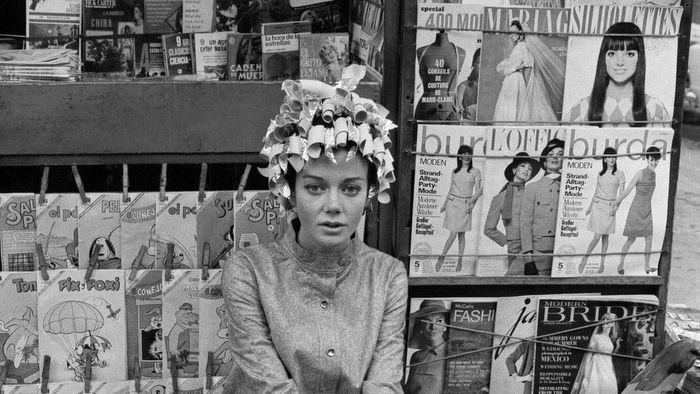 Moda de los 60 y los 70 en fotos