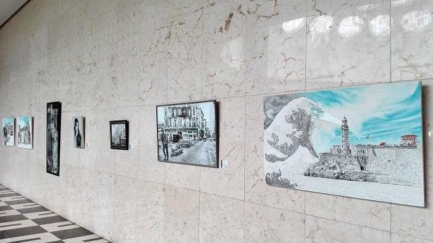 Un homenaje a la medio milenaria ciudad en el Habana Libre