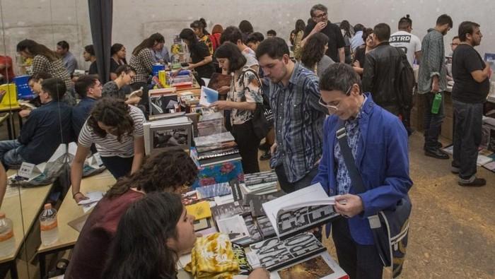Regresa PaperWorks, la feria del libro de arte