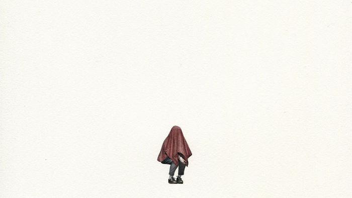 "Edouard Malingue Gallery. Group exhibition ""Folded Veil"""
