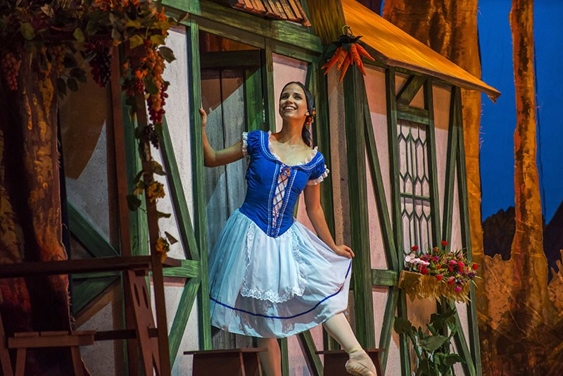 Giselle abre una nueva temporada de ballet en La Habana