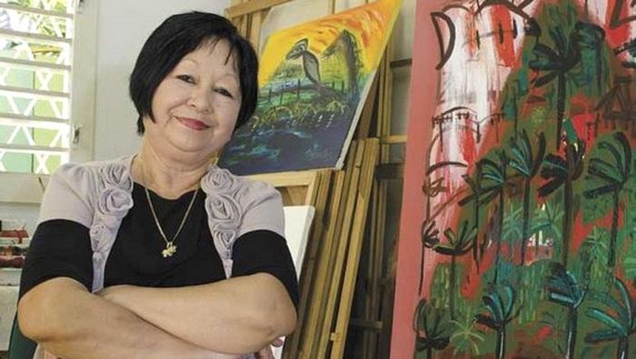 Represents Flora Fong to Cuba at BIAB 2019