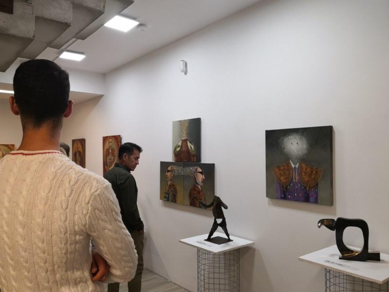 Minotauros en Granada