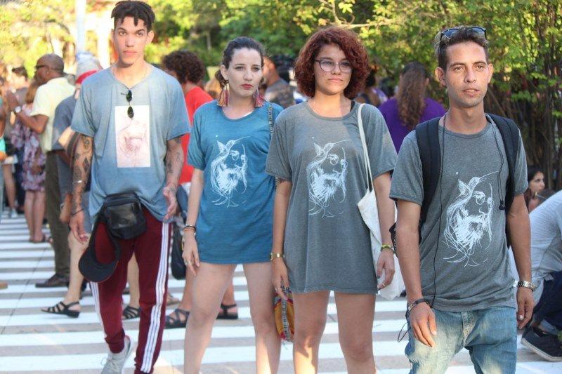 Las cebras de Lennon en La Habana