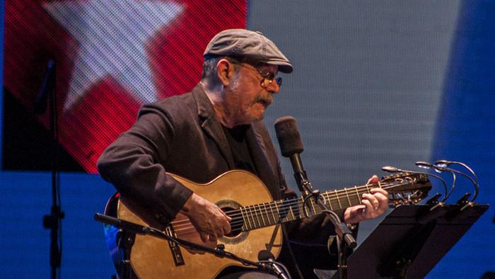Silvio Rodríguez hará el concierto 104 de la Gira interminable