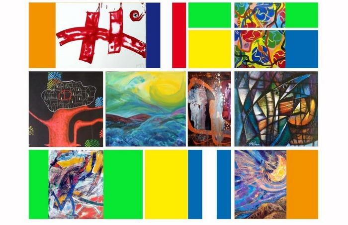 Maestros de la pintura dominicana contemporánea en El Salvador