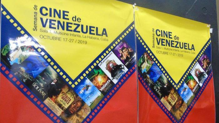 Nueva Semana de Cine de Venezuela en La Habana