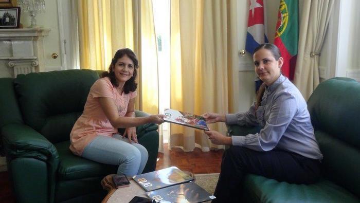 Portugal y Cuba: más de 100 años de respeto, amistad, y alegría