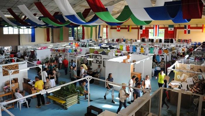 Iberoarte, una feria para la artesanía y la cultura