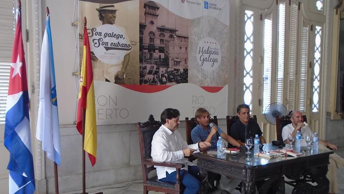 Galicia regresa a Cuba