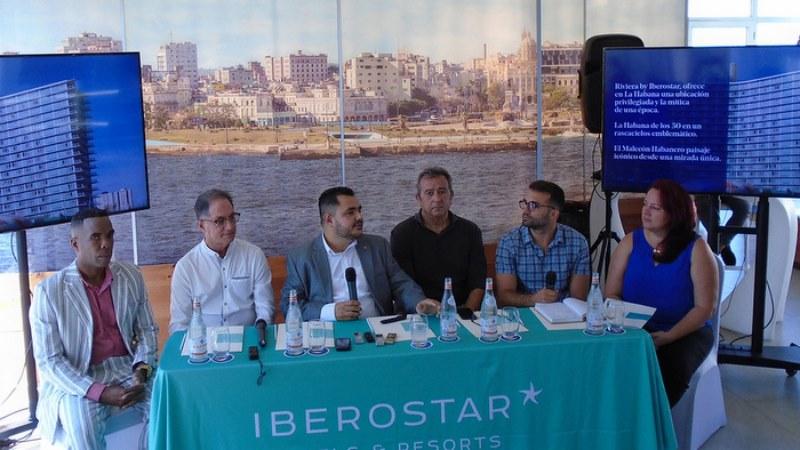 Iberostar and the 500th of Havana