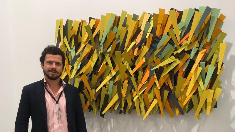 Galería La Cometa: arte colombiano en Estampa