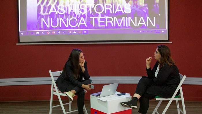 Las historias continuarán en el Festival Gabo 2020