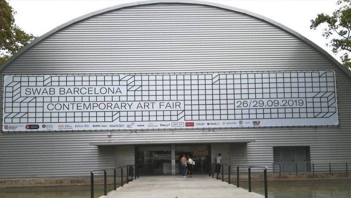 Swab Barcelona. Cuatro galerías y una misma feria