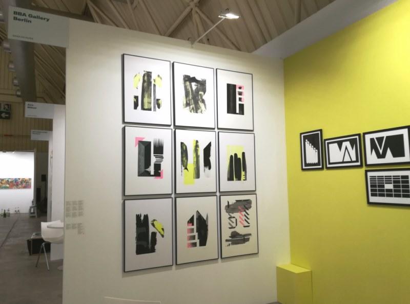 Arte por Excelencias recorre Swab Barcelona 2019