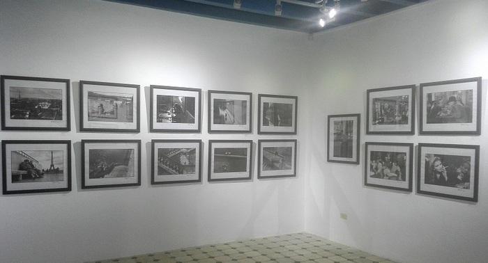 Peter Turnley exhibits at the Fototeca de Cuba