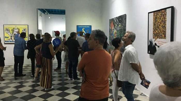 La Habana, un Edén a la manera de Reynerio Tamayo