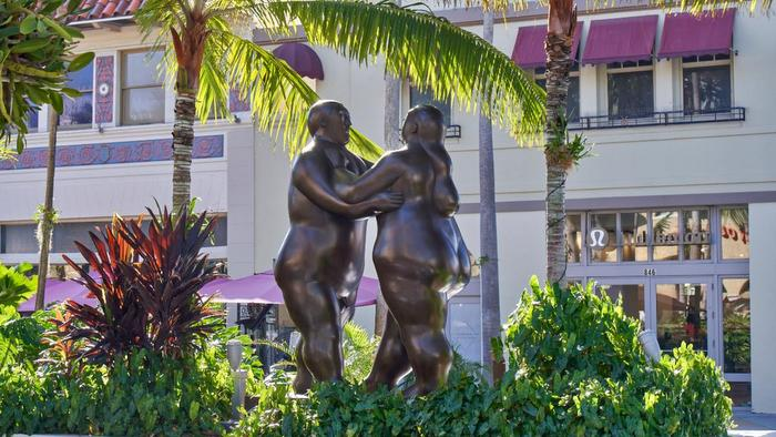 Botero on Lincoln Road: Official Unveiling