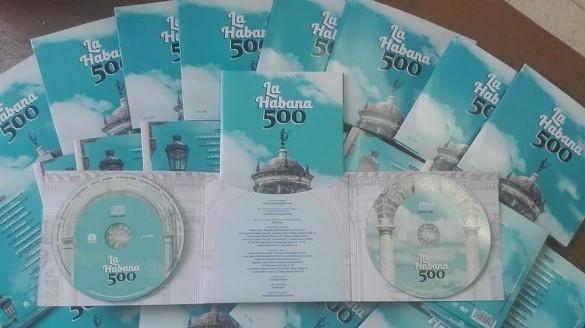 Egrem in the 500th Anniversary of Havana