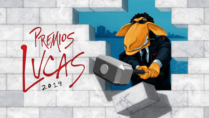Lucas contra muros
