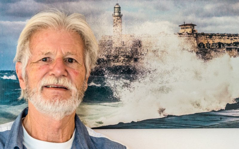 """Peter Hubler: """"Me siento muy orgulloso de exponer en La Habana"""""""