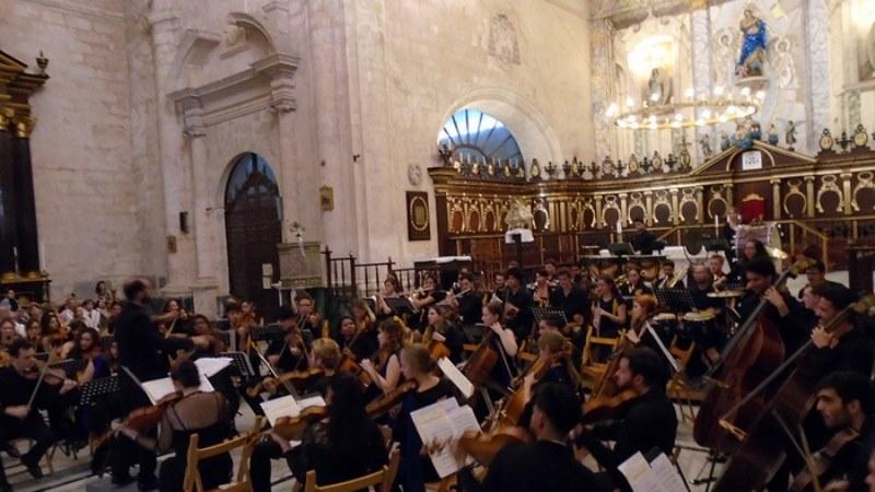 Santa Cecilia, la Catedral, la música
