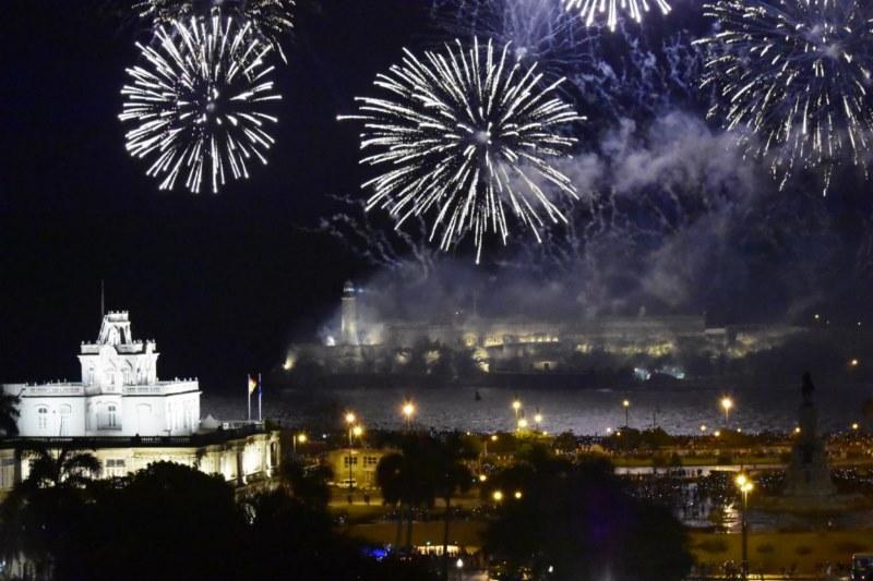Luces para La Habana