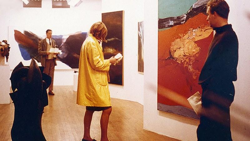 Calouste Gulbenkian Museum. Art on Display 1949-69