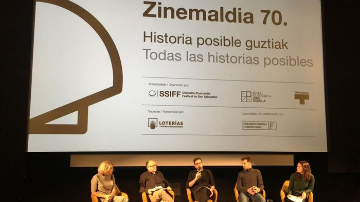 For the first time, the San Sebastian Festival shares its documentary archive with the citizens