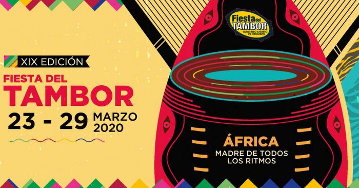 """África como protagonista en la """"Fiesta del Tambor"""""""