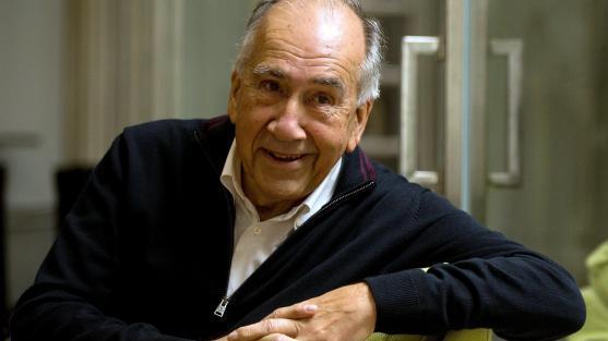 Poeta Joan Margarit gana Premio Cervantes 2019