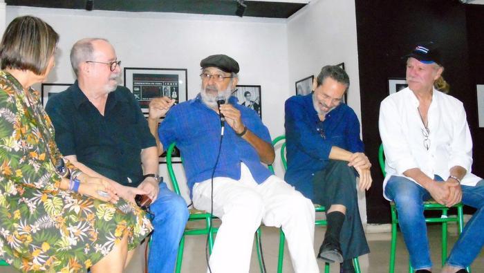 Tributo al 50 aniversario del Grupo de Experimentación Sonora del ICAIC