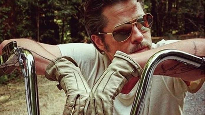 """Rodar con Arte: La ruptura de """"Brangelina"""" y las motos de Brad Pitt"""