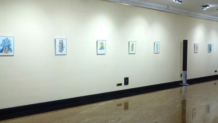 Antropomorfos en STOA Gallery