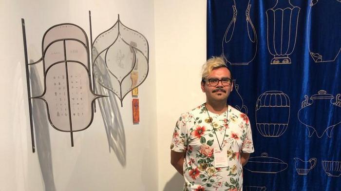 Alquimistas de Ecuador en Pinta Miami