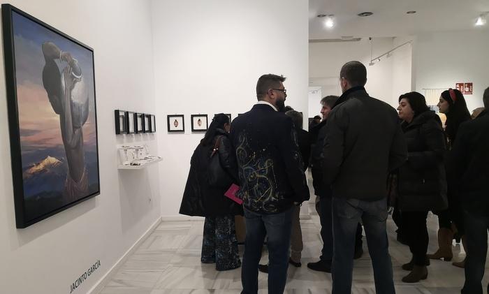 """V Feria de Arte de Santa Fe: """"como viento en popa"""""""