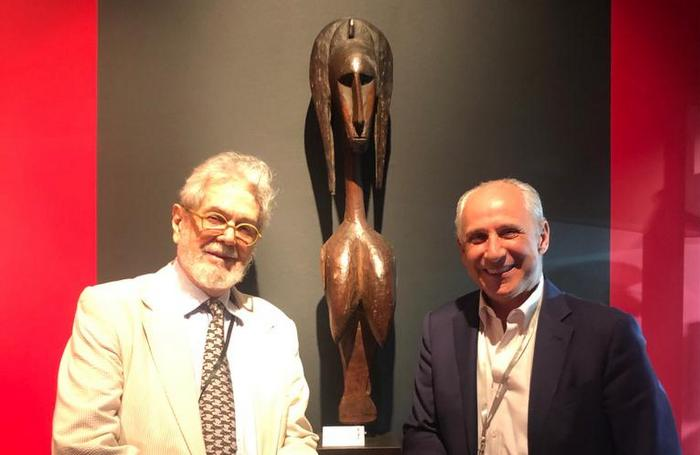 Africa and its art in Miami: Reynold Kerr Collection